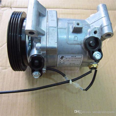 auto air conditioning ac compressor for suzuki suzuki sx4 m16a engine air compressor