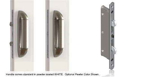 Patio Door Locking Systems Intuition 174 Multi Point Locking System Patio Door Factory