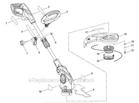 homelite 2 parts diagram homelite ut 41120 parts list and diagram