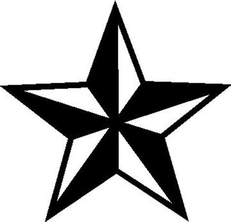 printable nautical star mix bag nautical star decal sticker