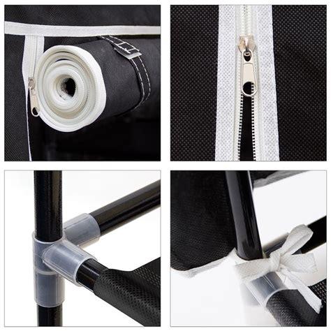 armadi tessuto armadio in tessuto guardaroba portatile
