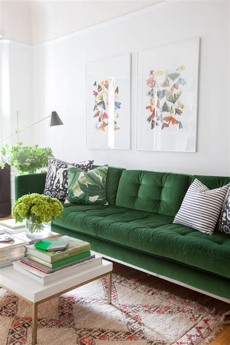 dark green couch decorating ideas living room ideas with dark green sofa revistapacheco com