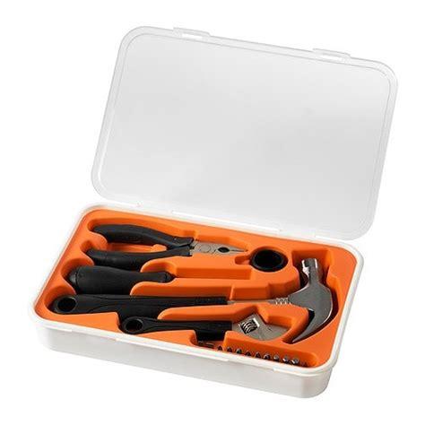 ikea tool storag fixa 17 piece tool kit ikea