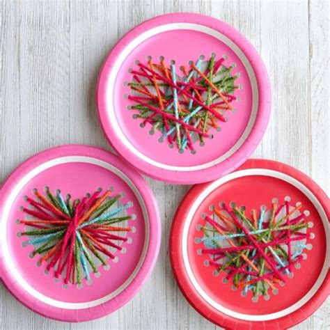 Things To Make With Paper Plates - 40 s day crafts you can make using stuff around