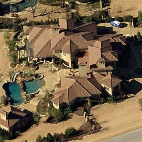 Jason Witten S House In Westlake Tx Google Maps 2 Virtual Globetrotting