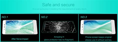 Diskon Tempered Glass Oppo Mirror 5 A51 Magic Glass Original nillkin amazing h tempered glass screen protector for oppo mirror 5 5s a51