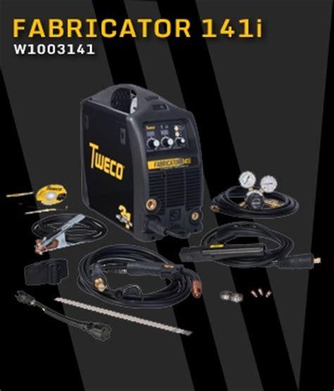 Fabricator Welder by Tweco Fabricator 141i Welder W1003141 Tweco Welder Fabricator 141i Engine Driven Welder