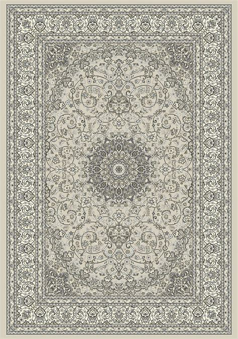 Ancient Rugs by Ancient Garden 57119 9666 Soft Grey Area Rug By