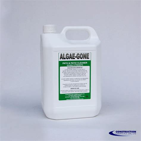 algae remover moss remover moss killer 5 litres makes 10