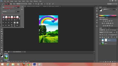 tutorial buat poster guna adobe photoshop teratak pena tutorial photoshop buat cover buku guna