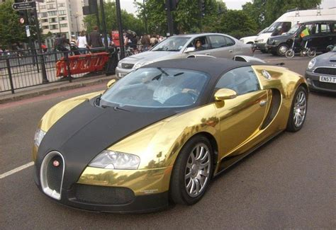 bugatti gold and car modification wallpaper chrome gold modification