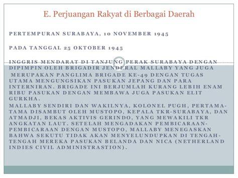 Surat Surat Dari Sumatra 1928 1949 By J J De Velde materi bab 3 usaha mempertahankan ri