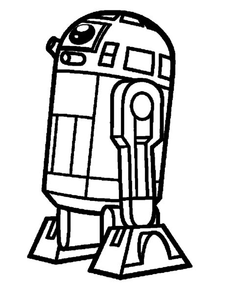 star wars coloring pages easy star wars clipart simple pencil and in color star wars