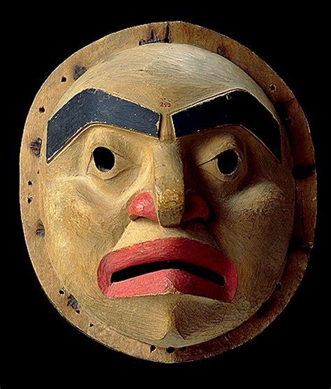 Moon Mask civilization ca haida haida masks