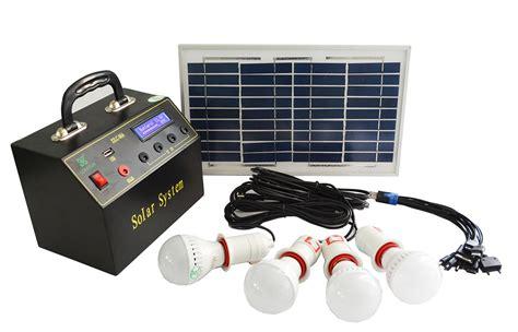 12v solar lights 6w 12v solar home lighting system solar home lighting kit