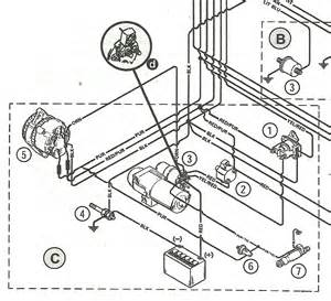 5 7 mercruiser starter wiring diagram 5 get free image about wiring diagram