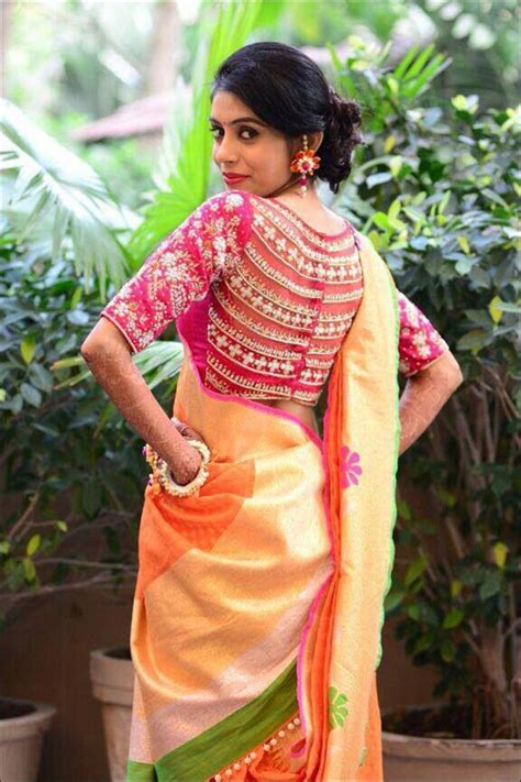 boat neck jacket cutting telugu 10 bridal saree blouse designs the latest best of 2016