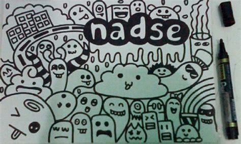 doodle yg mudah derra design doodle