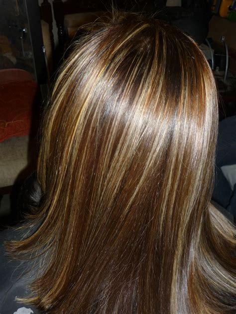 como hacer highliths en el cabello 49 best images about iluminaciones mechas on pinterest