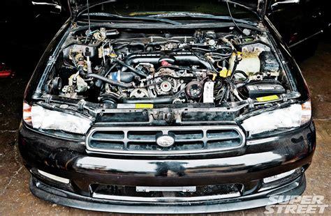 1998 subaru legacy gt wagon project bp5 engine