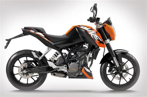 Ktm Duke Bikes India Ktm Duke 200 Prices Up By 5 Now Available At Rs 1 29
