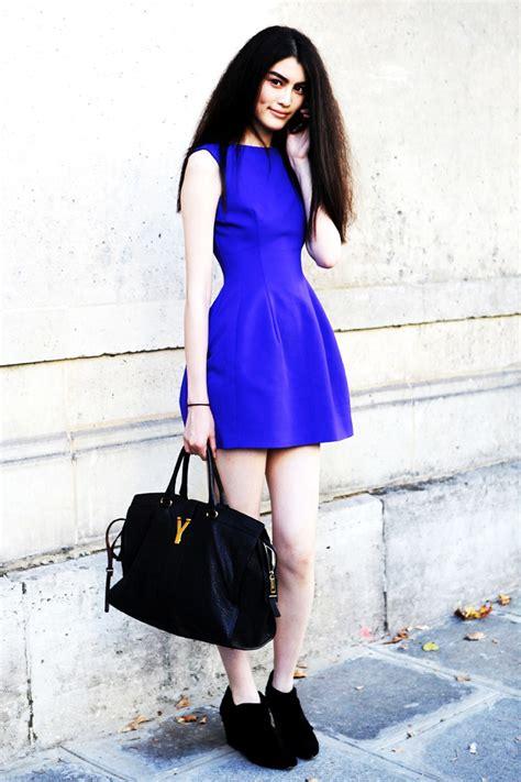 Blus Fashion2 7 fashionable blue hues to wear this fall fashion