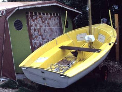 sailing boat kolibri kolibri or koralle jr