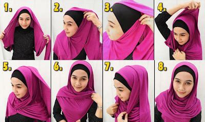 tutorial jilbab pashmina 1000 images about tutorial shawl on pinterest hijab