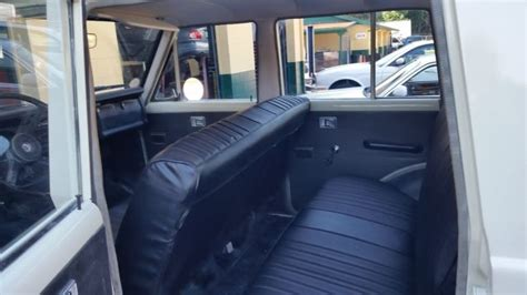 Fj55 Interior by 1972 Toyota Quot Iron Pig Quot Fj55 Land Cruiser New Interior New Paint Power Steering
