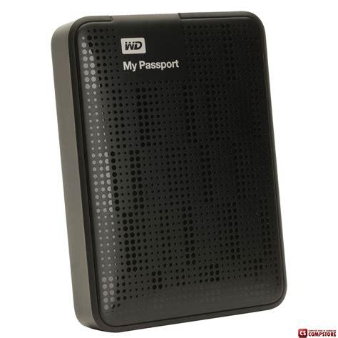 Wd Passport 2 Tb Usb 3 0 western digital my passport 2 tb external hdd usb 3 0