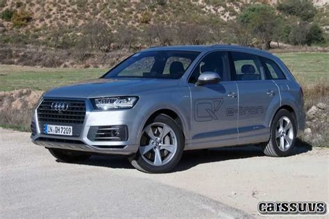 2019 Audi E Quattro Price by 2018 2019 Audi Q7 E Quattro Tdi New Price