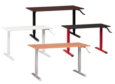 build adjustable table legs build your own modtable adjustable standing table legs