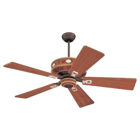 western ceiling fans with lights monte carlo 174 durango western bowl light kit 178459