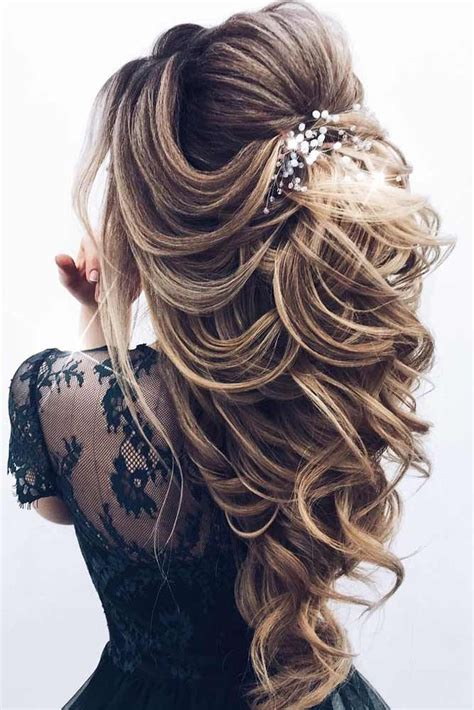Wedding Evening Hairstyles by Find Your Prom Hairstyles For A Turning