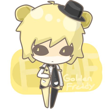 golden anime human freddy golden freddy by mimi up on deviantart five nights at