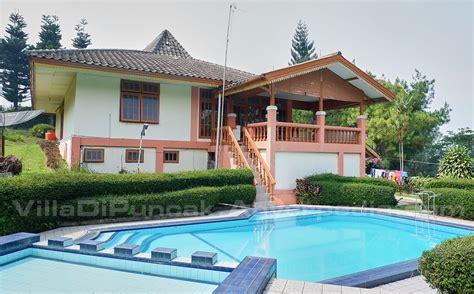 Villa Langkat Cisarua Puncak villa langkat nikmati liburan di puncak dengan akomodasi