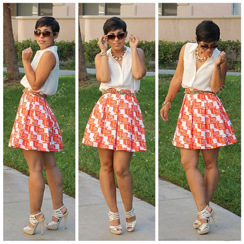 diy pleated skirt pattern review m6706 fashion