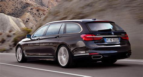 future bmw 7 series the prospect of a bmw 7 series touring is completely