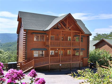 6 bedroom cabins in pigeon forge tn wet wild adventure private indoor heated vrbo