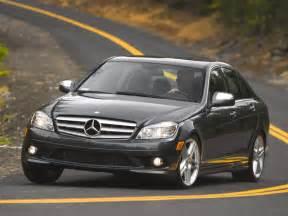 carscoop 2012 mercedes c class
