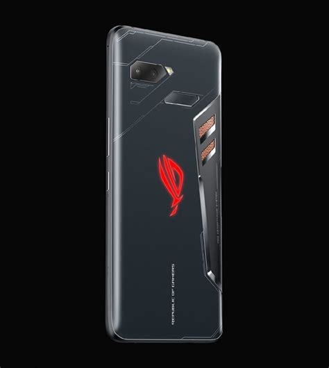 asus rog phone has an overclocked snapdragon 845 and 90hz screen