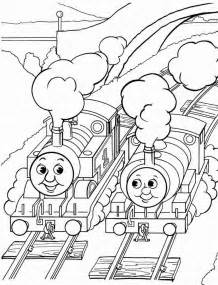 thomas tankengine coloring pictures pin