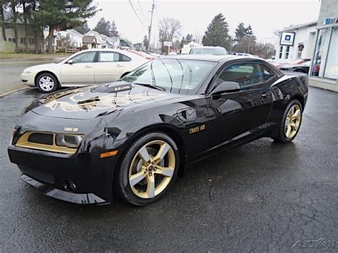 ebay car of the week 2012 chevrolet camaro zta firebird