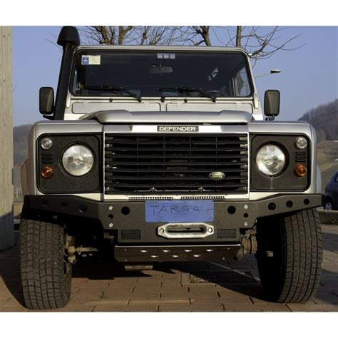 land rover defender bumpers front bumper with winch defender b1 m g di gualmini ugo