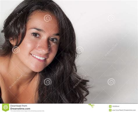 Indian Search American Stock Photo Portrait Of