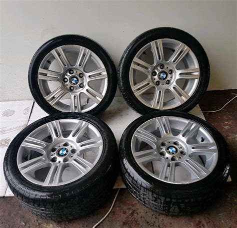 bmw m sport wheels bmw e90 e91 e92 e93 f30 f31 3 series 17 quot genuine m sport