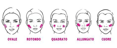 illuminare il viso make up fard per illuminare il viso regola 1 la forma