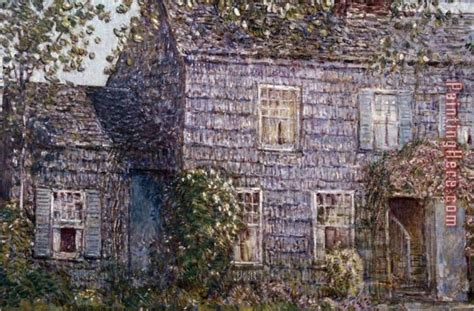 house painters long island childe hassam hutchison house easthton long island painting anysize 50 off