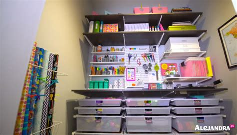 supply closet organization ideas most organized home in america part 2 by