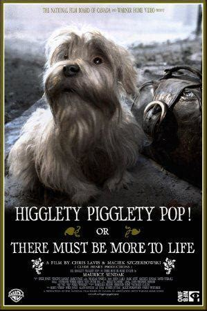 libro higglety pigglety pop or higglety pigglety pop or there must be more to life 2010 filmaffinity
